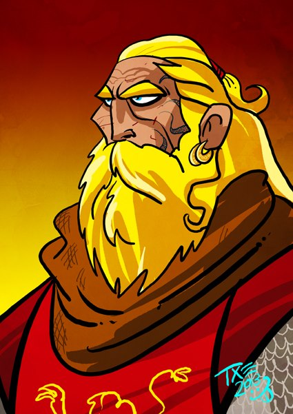 Gerion_Lannister_by_The_Mico%C2%A9
